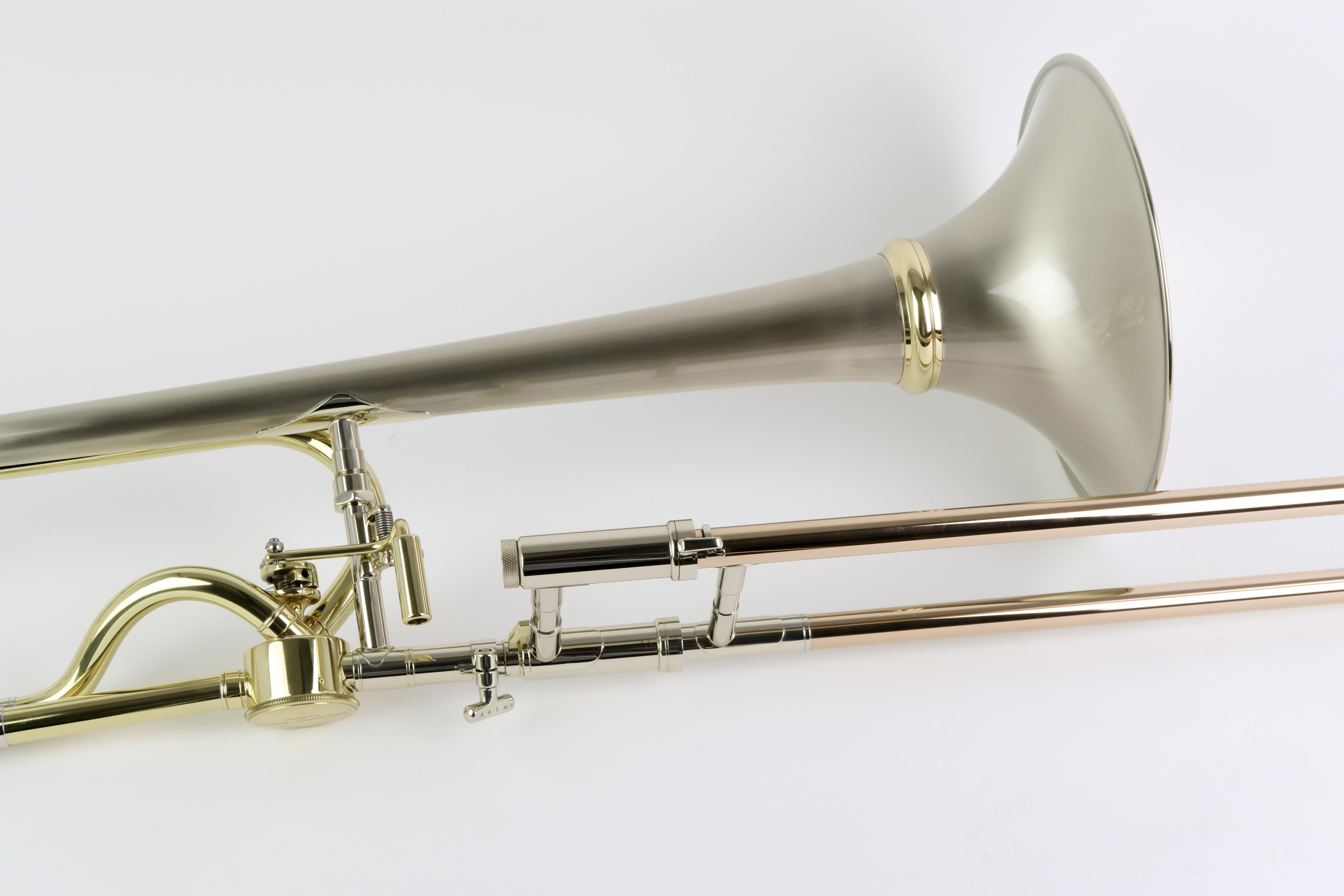 Finishes    Michael Rath Trombones    The World U0026 39 S Leading