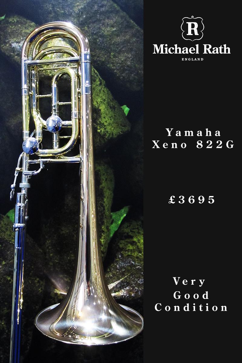 Used trombones :: Michael Rath Trombones :: The world's