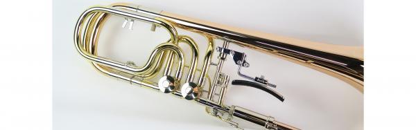 Hand support :: Michael Rath Trombones :: The world's