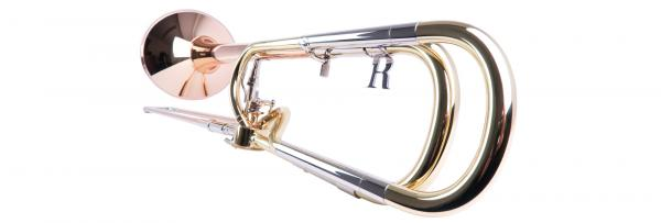 Bb/F Tenor Trombone :: Michael Rath Trombones :: The world's